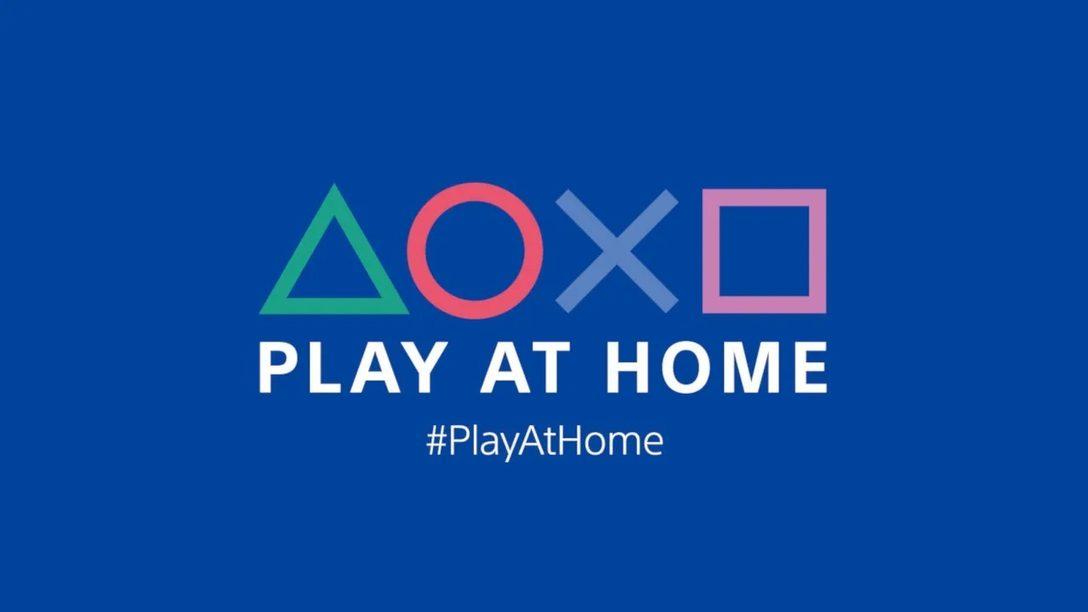 Update zu Play at Home 2021: Kostenlose Spielinhalte und mehr