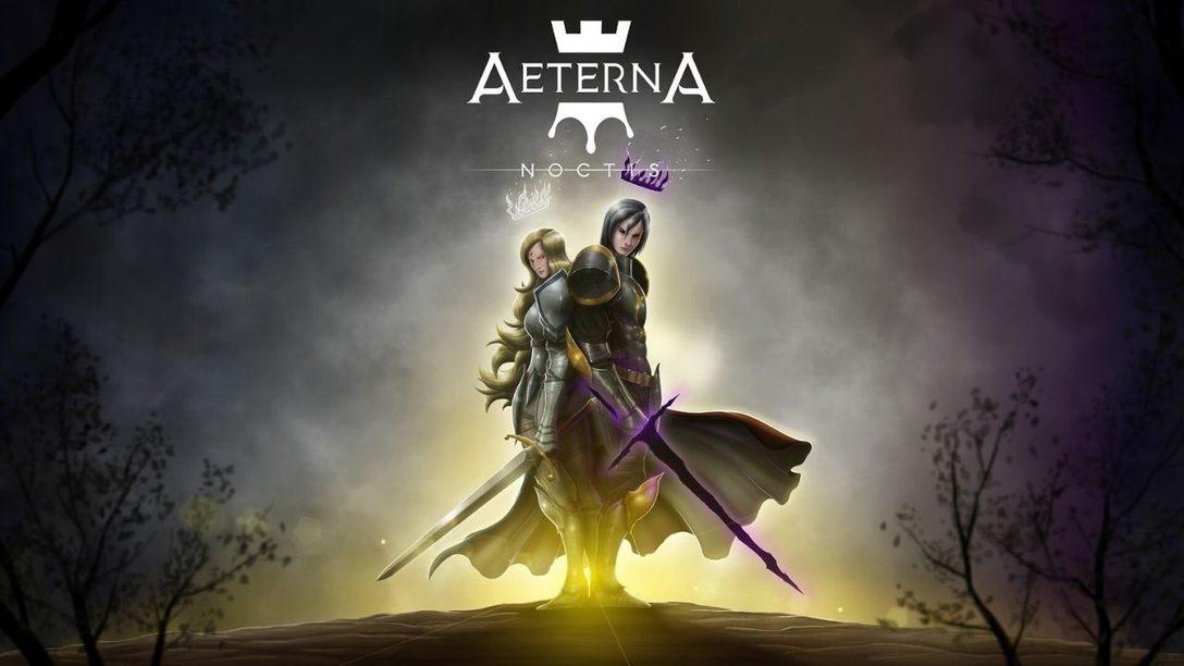 Aeterna Noctis: Wunderschöner 2D-Platformer erscheint im Dezember