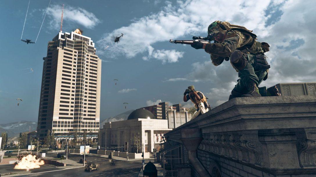 Warzone: Erkundet Nakatomi Plaza!