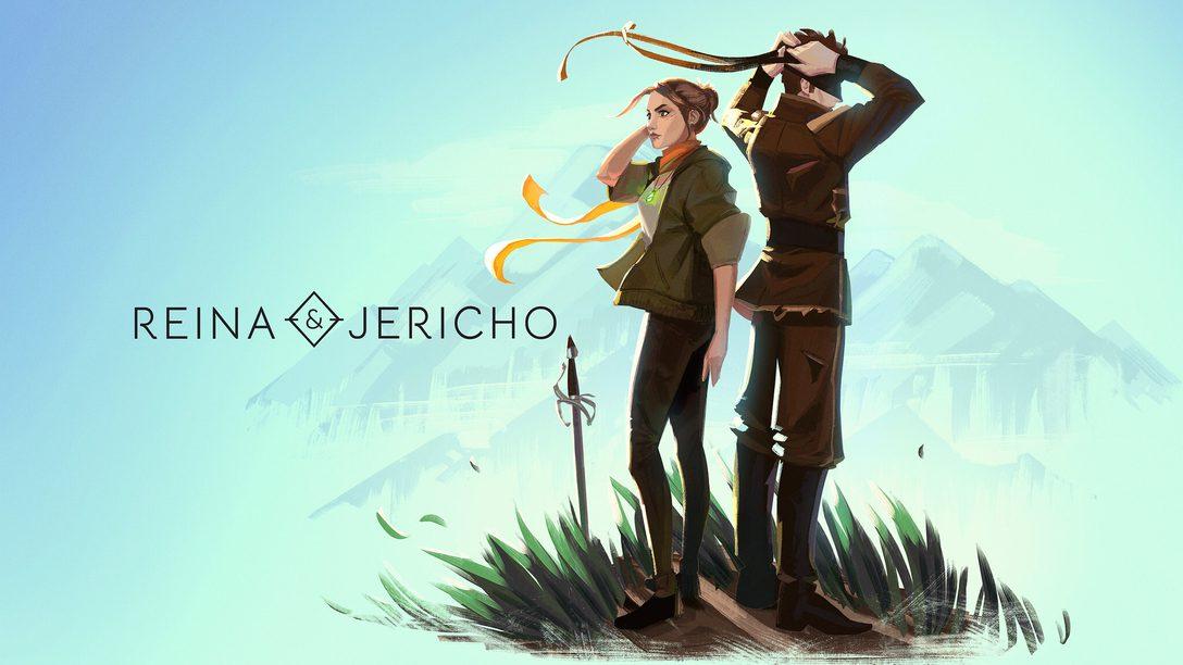Reina & Jericho erscheint auf PS5