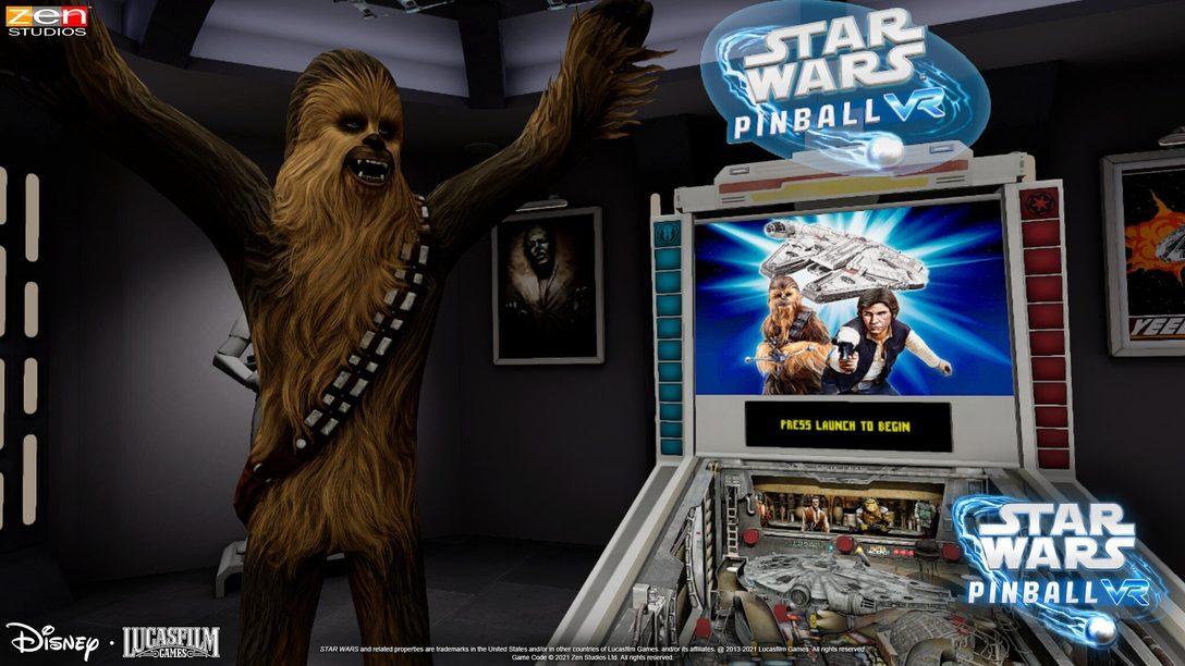 Wie Han Solos Abenteuer in den neuesten Tisch bei Star Wars Pinball VR integriert wurden