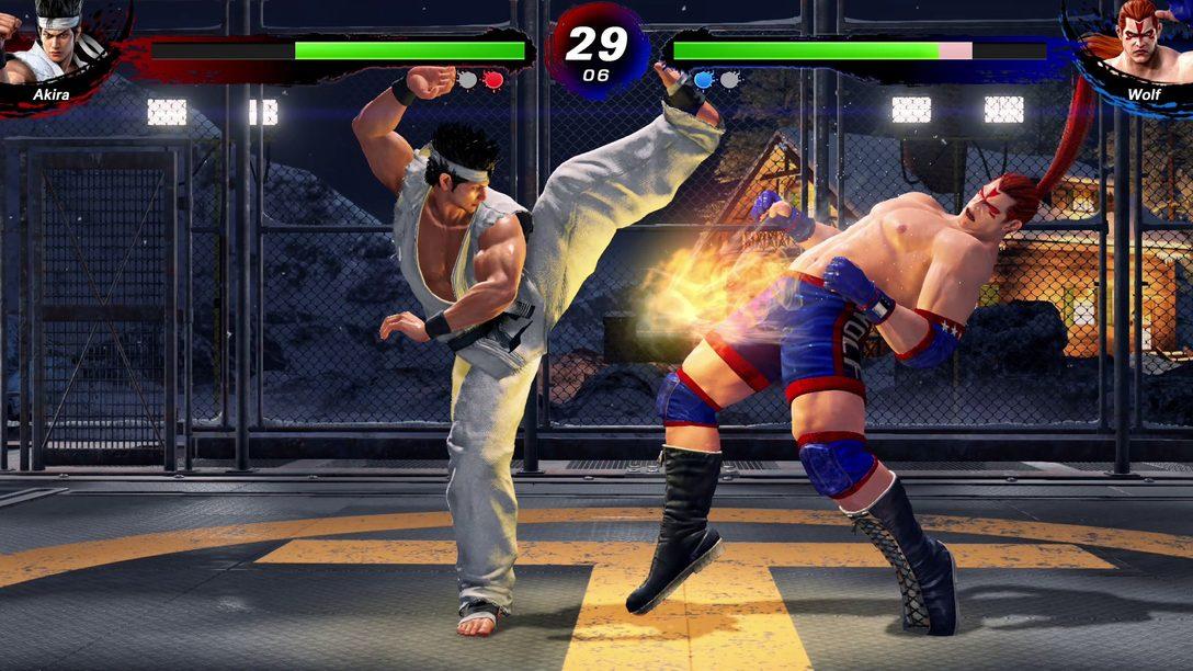 Virtua Fighter 5 Ultimate Showdown: Remake einer Legende