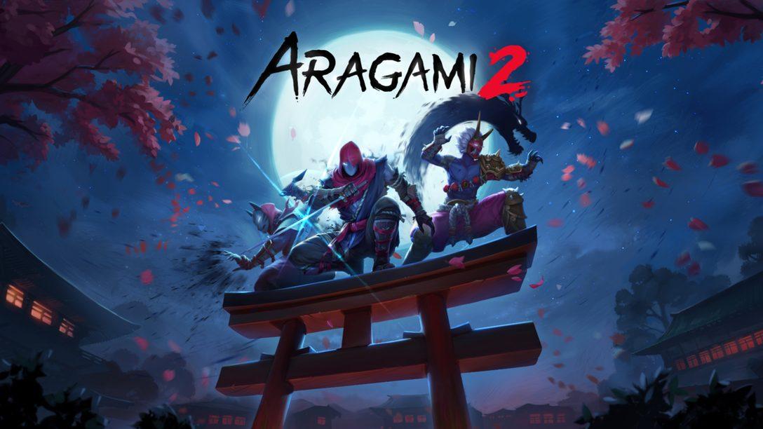 Veröffentlichungstermin von Aragami 2 mit einem neuen Gameplay-Trailer bestätigt
