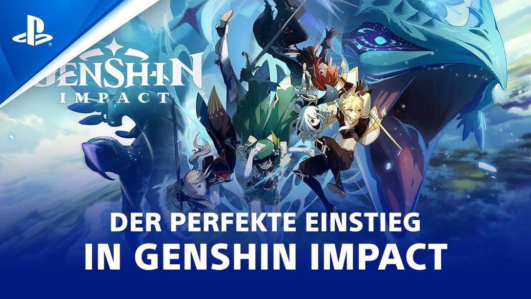 Genshin Impact Einsteiger-Guide