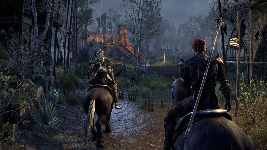 The Elder Scrolls Online: Die Gefährten kommen!