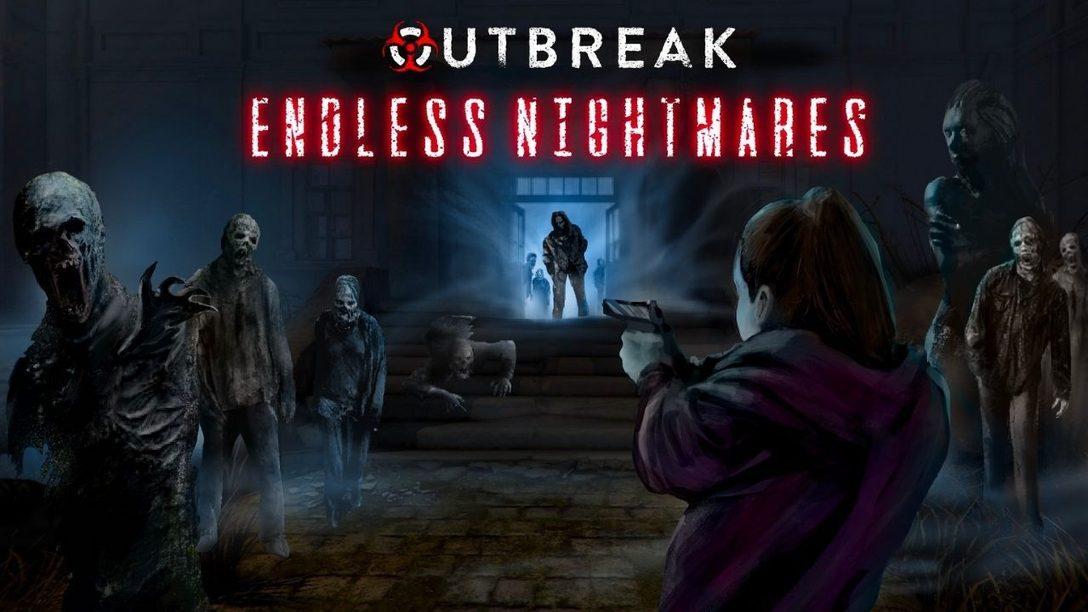 Outbreak: Endless Nightmares erscheint am 19. Mai für PS5 und PS4