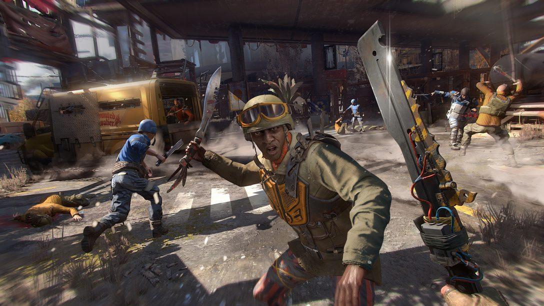 Dying Light Stay Human: Einzelheiten zum Kampfsystem, Weltdesign und Multiplayer-Modus