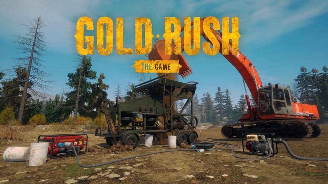 Gold Rush: The Game erscheint am 28. Mai 2021