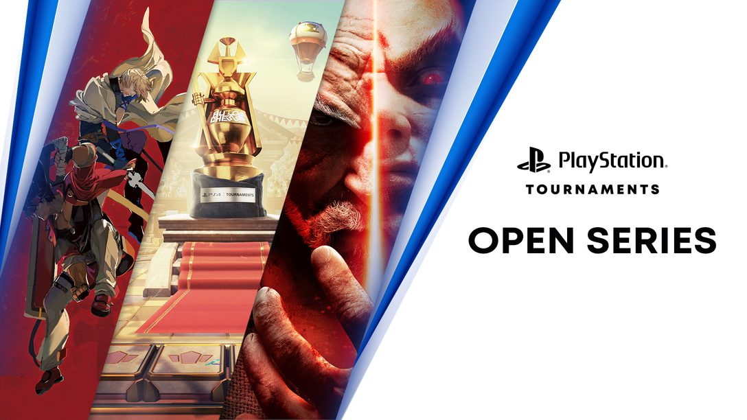Die Open Series der PS4-Turniere wird um drei neue Turniere erweitert