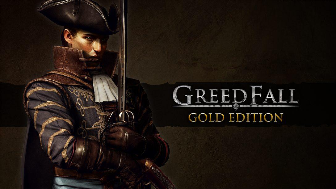 Die Enhanced Edition von GreedFall kommt ab dem 30. Juni mit Expansion zur PS5