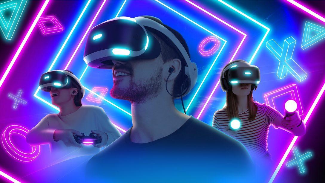 PS VR Spotlight kehrt mit weiteren Neuigkeiten zurück