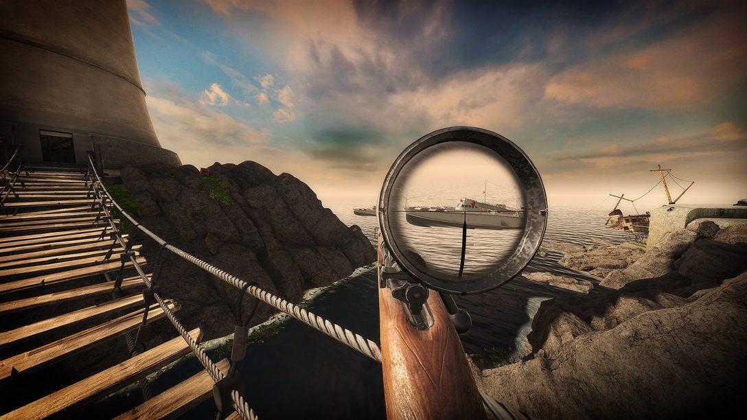 Sniper Elite VR erscheint am 8. Juli für PS VR