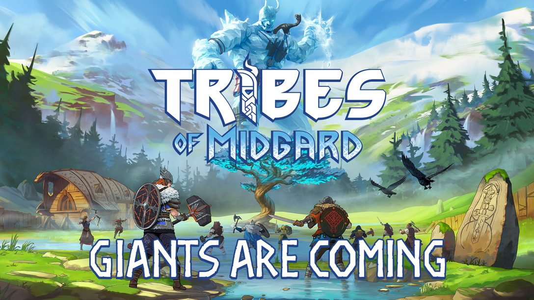 Tretet in die Welt von Norsfells Tribes of Midgard ein