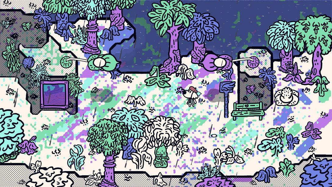 Die wundervolle Klangwelt von Chicory:  A Colorful Tale