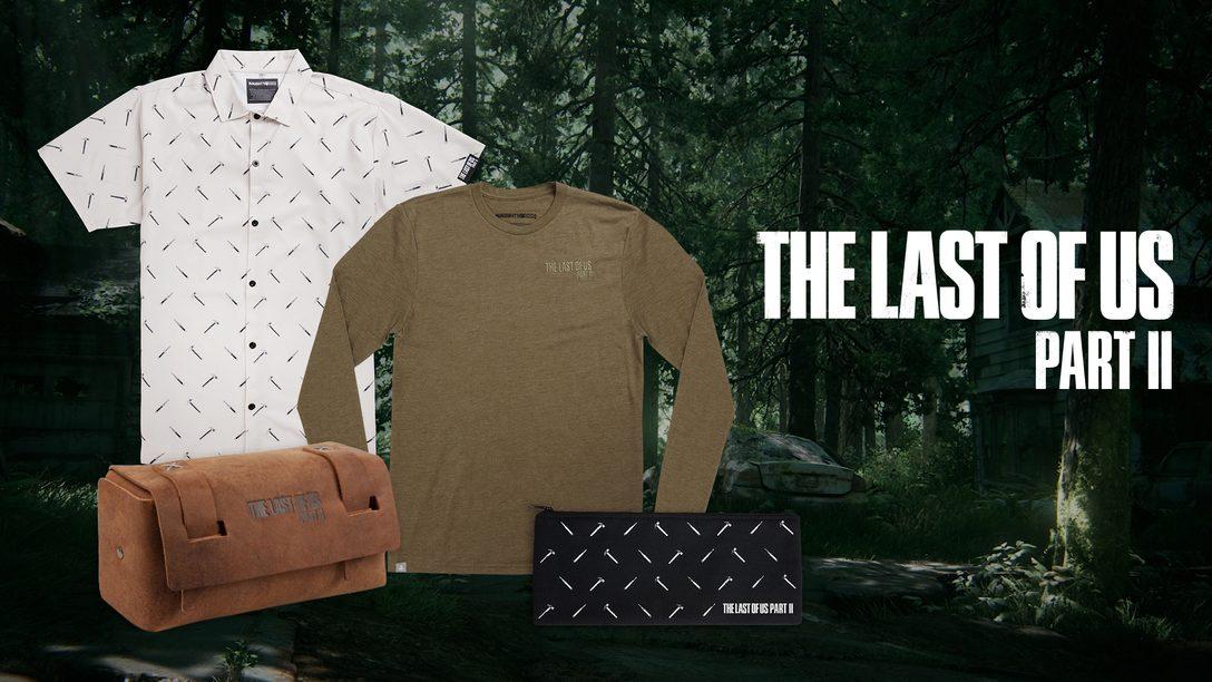 Feiert den ersten Jahrestag von The Last of Us Part II mit offiziellen neuen Merchandise-Artikeln