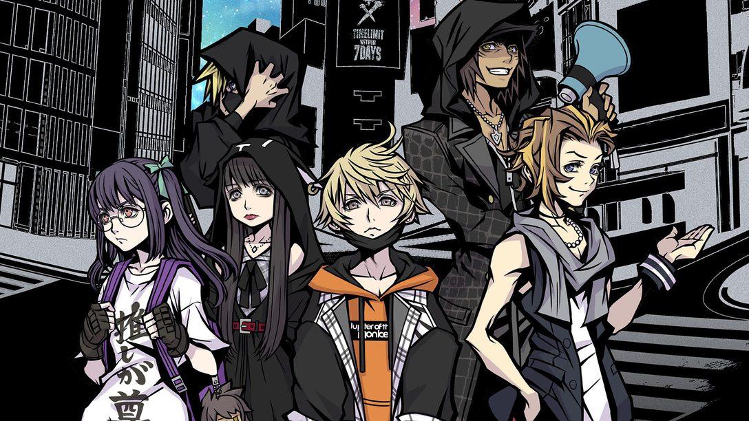 Die Demo zu NEO: The World Ends with You erscheint am 25. Juni für PlayStation