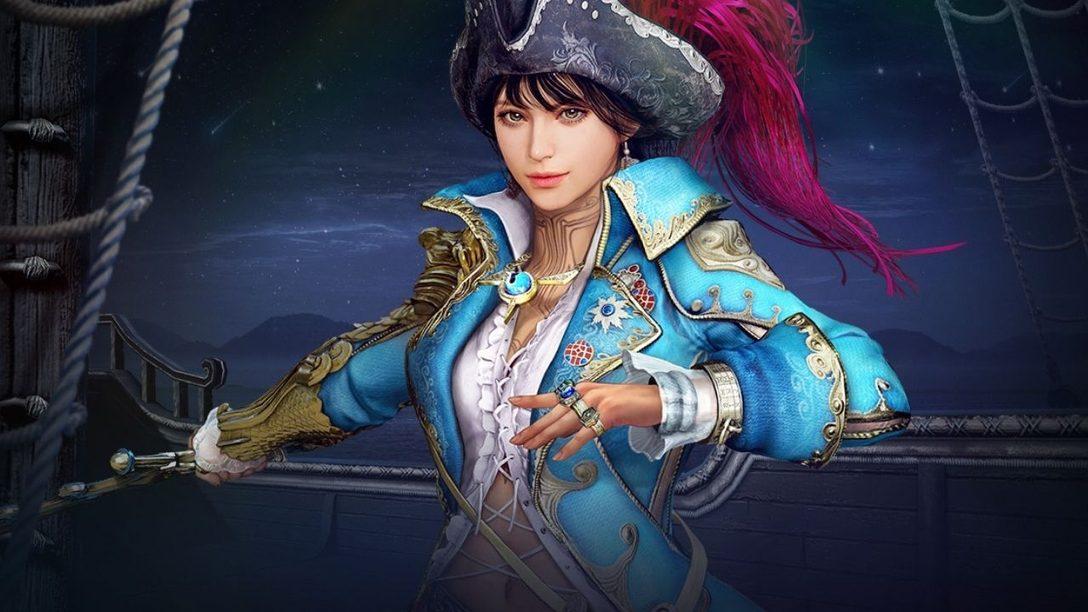 Piraten-Meerjungfrau; Neue Korsarin-Klasse kommt am 29. Juni nach Black Desert Online