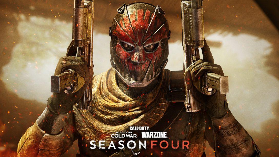 Saison 4 von Black Ops Cold War und Warzone erscheint am 17. Juni