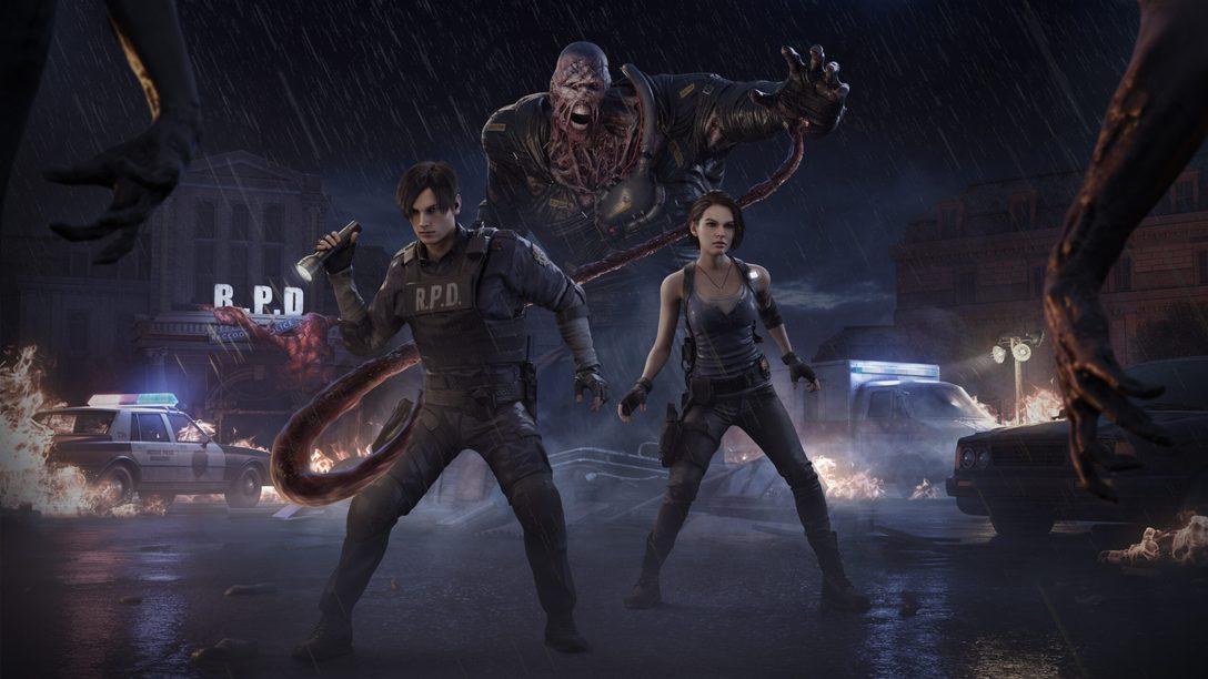 Resident Evil und Dead by Daylight: endlich vereint am 15. Juni