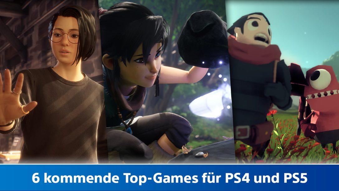 Action, Adventure, Survival-Horror: 6 kommende Top-Games für PS4 und PS5