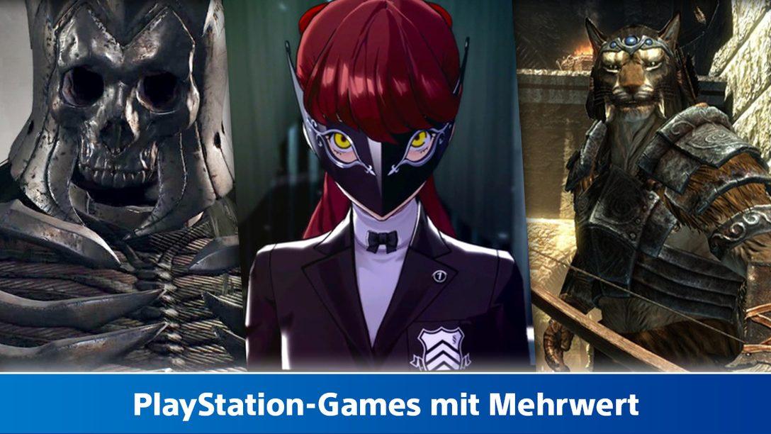6 PlayStation-Games, an denen ihr besonders lange Freude habt