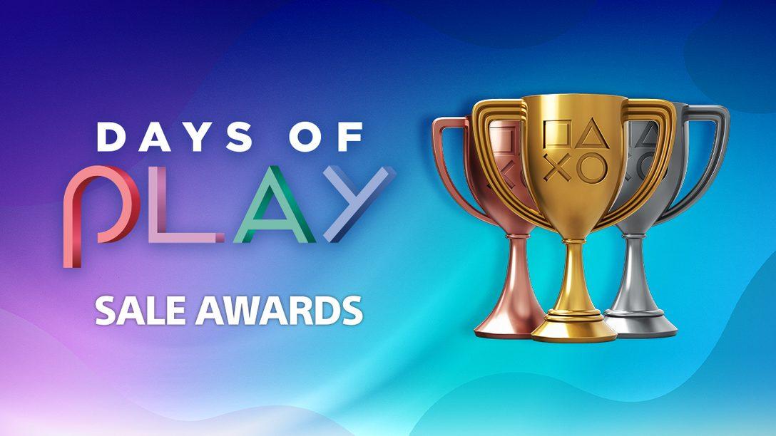 Stimmt ab bei den Days of Play Awards
