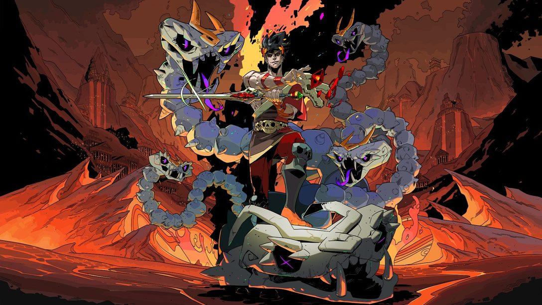 Hades erscheint am 13. August für PS4 und PS5