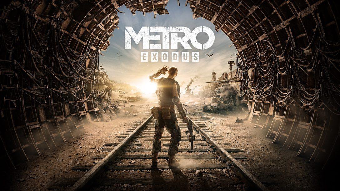 Metro Exodus auf PS5: Bessere Immersion dank haptischem Feedback