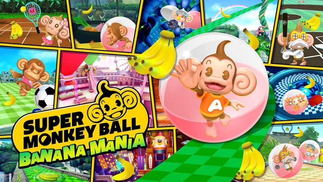 Super Monkey Ball Banana Mania: Wir feiern 20 Jahre Affenmagie