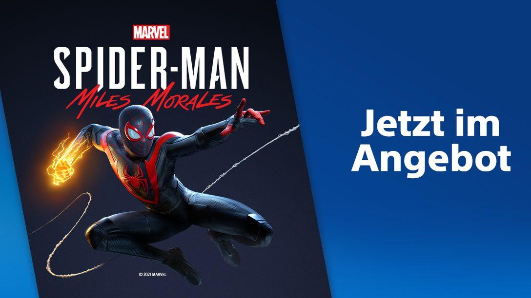 3 Gründe für Marvel's Spider-Man: Miles Morales
