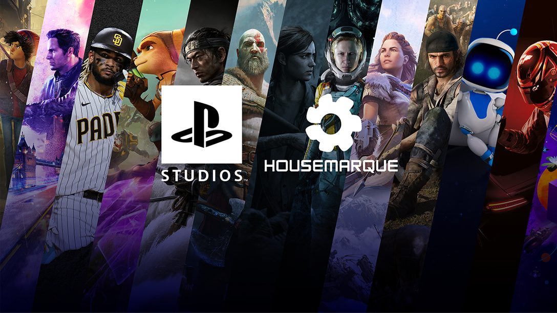 Wir heißen Housemarque in der PlayStation Studios-Familie willkommen