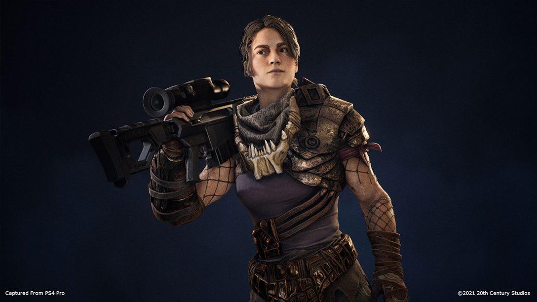 Sniper Isabelle wird ein Teil von Predator: Hunting Grounds im neuen DLC