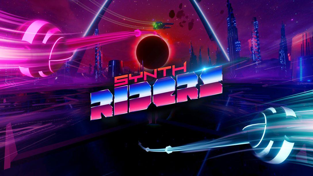Tanzt in Synth Riders die Nacht durch