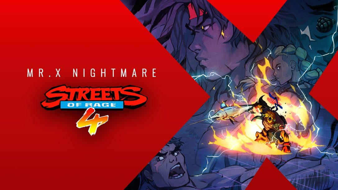 Wie der neue Überlebensmodus von Streets of Rage 4 erschaffen wurde