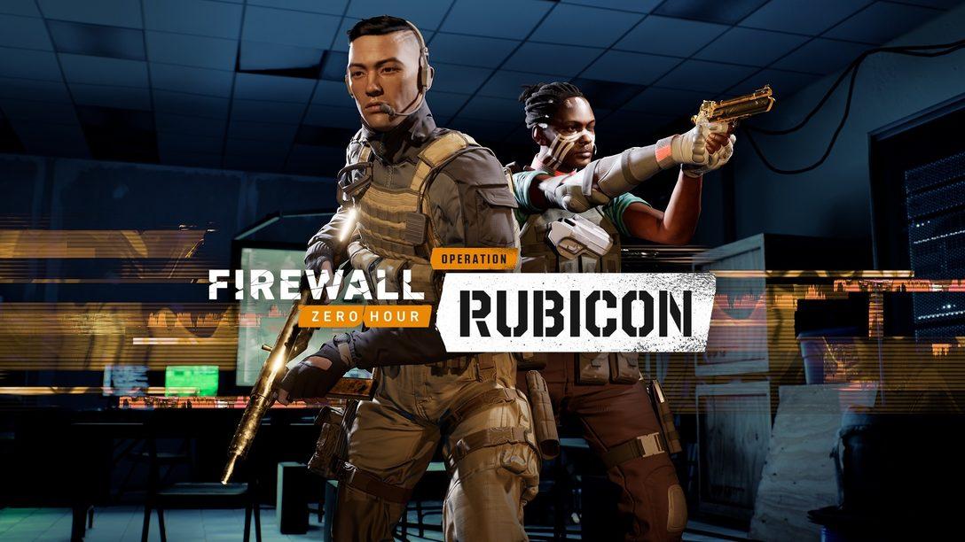 Firewall Zero Hour: Operation: Rubicon erscheint morgen
