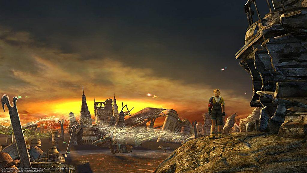 Finfal Fantasy X - Die besten PS2-Momente