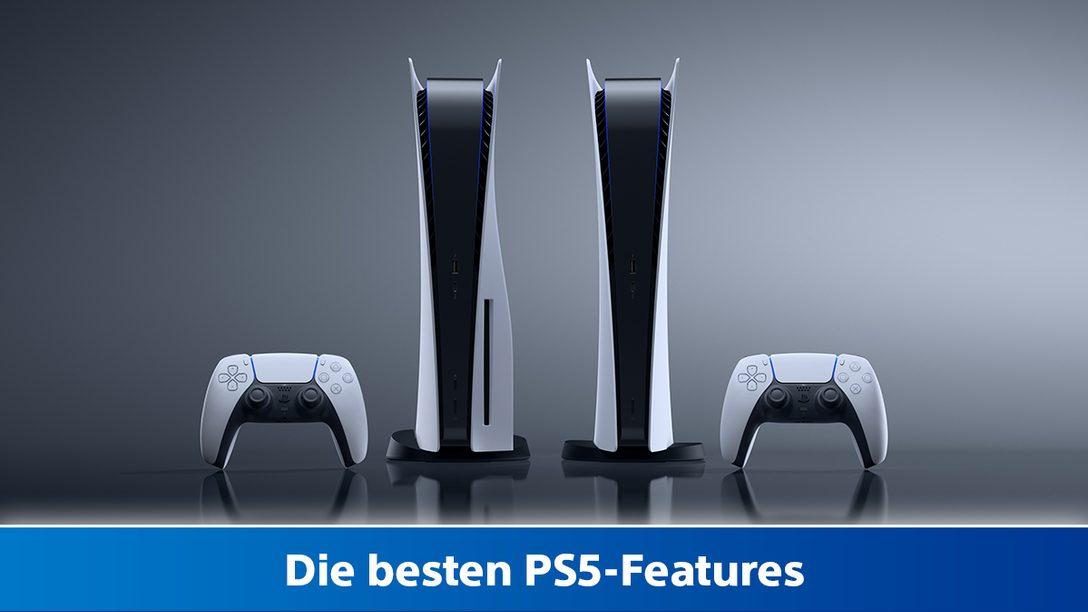 Das müsst ihr über die besten PS5-Features wissen
