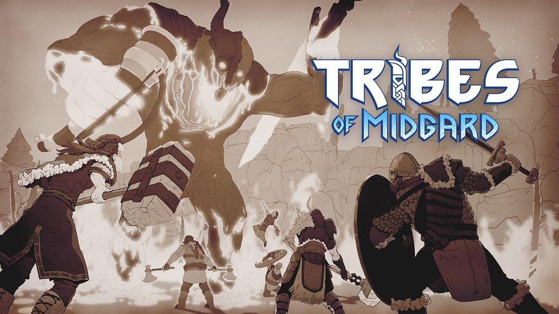 Tribes of Midgard: Wikinger-tastische Bestien und wie man ihnen beikommt
