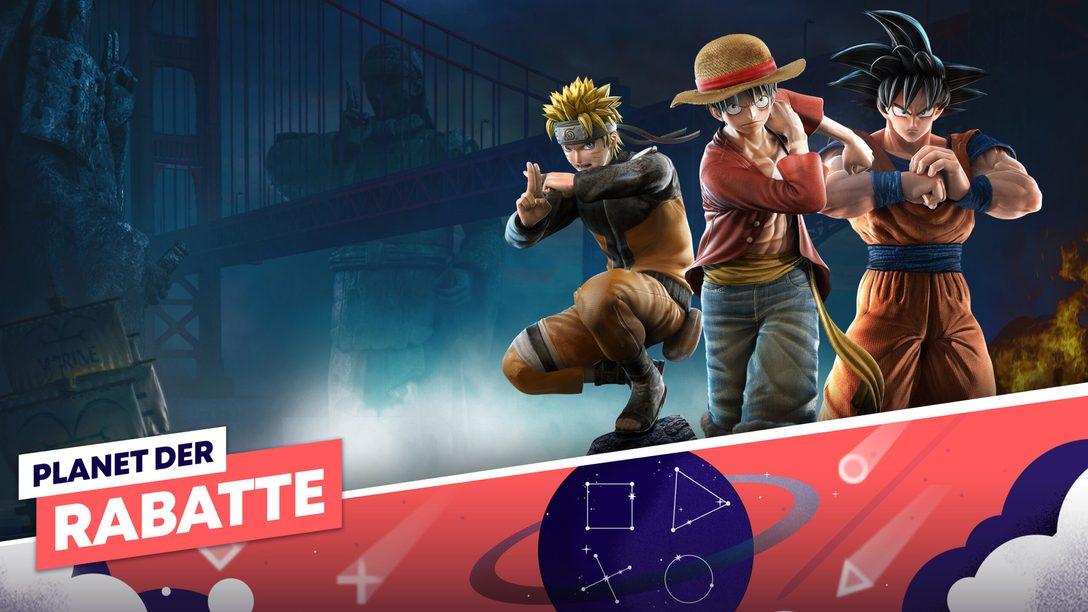 Die Planet der Rabatte-Aktion kommt in den PlayStation Store