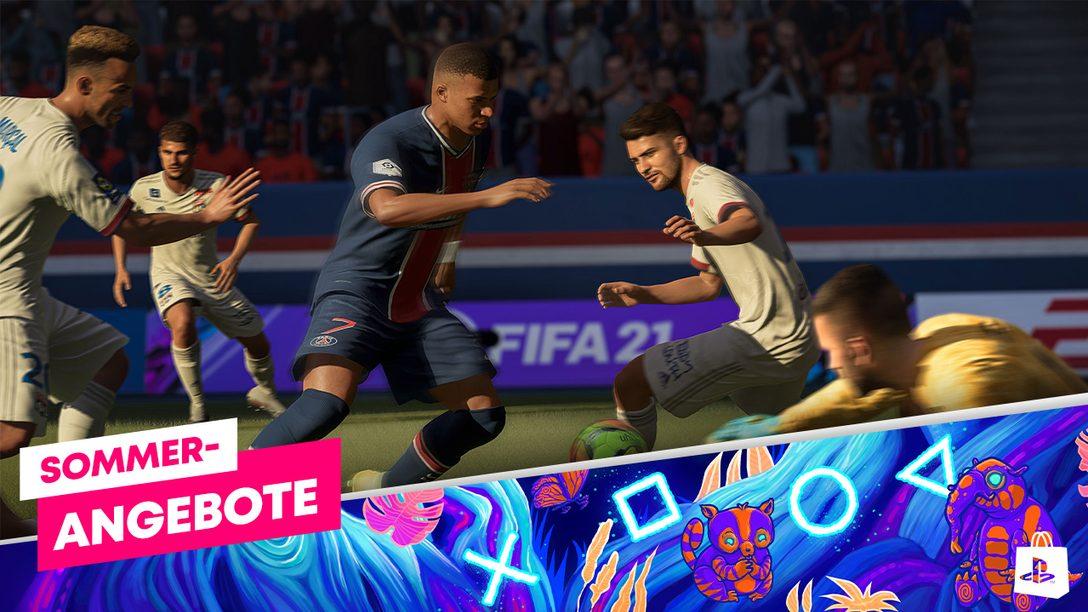 Gigantische Sommerangebote kommen in den PlayStation Store
