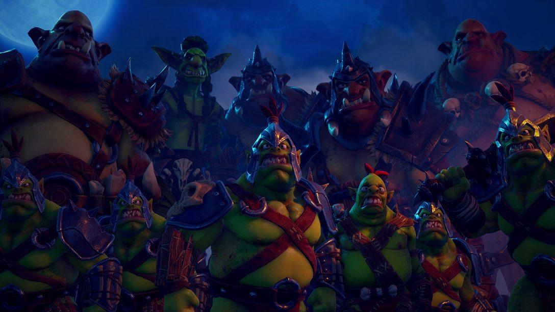 Orcs Must Die 3: Entdeckt Scramble-Modus