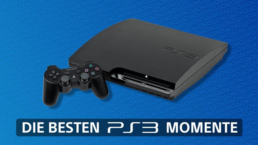 Epische PS3-Momente
