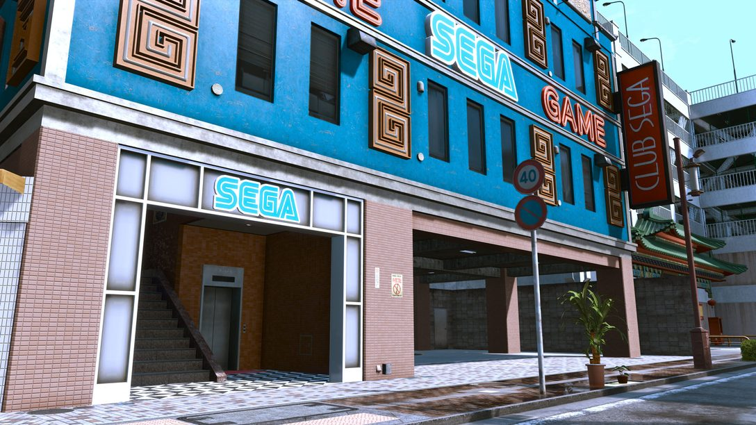 Die klassischen Sega-Spiele in Lost Judgment