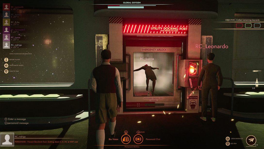 Der intergalaktische Schabernack von First Class Trouble erscheint auf PlayStation 5