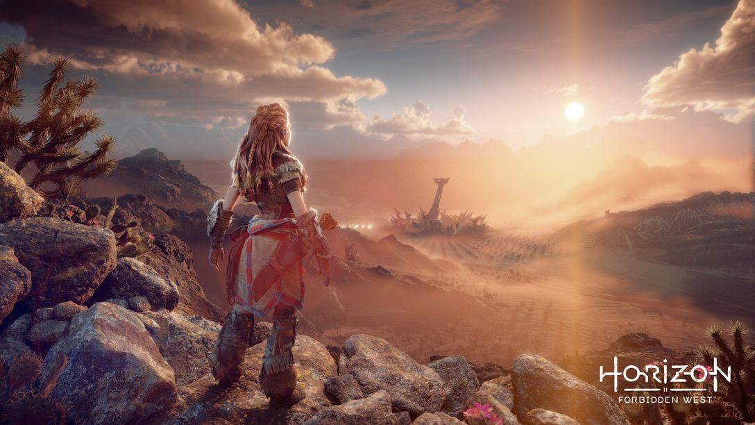 Horizon Forbidden West: Aloys Entwicklung