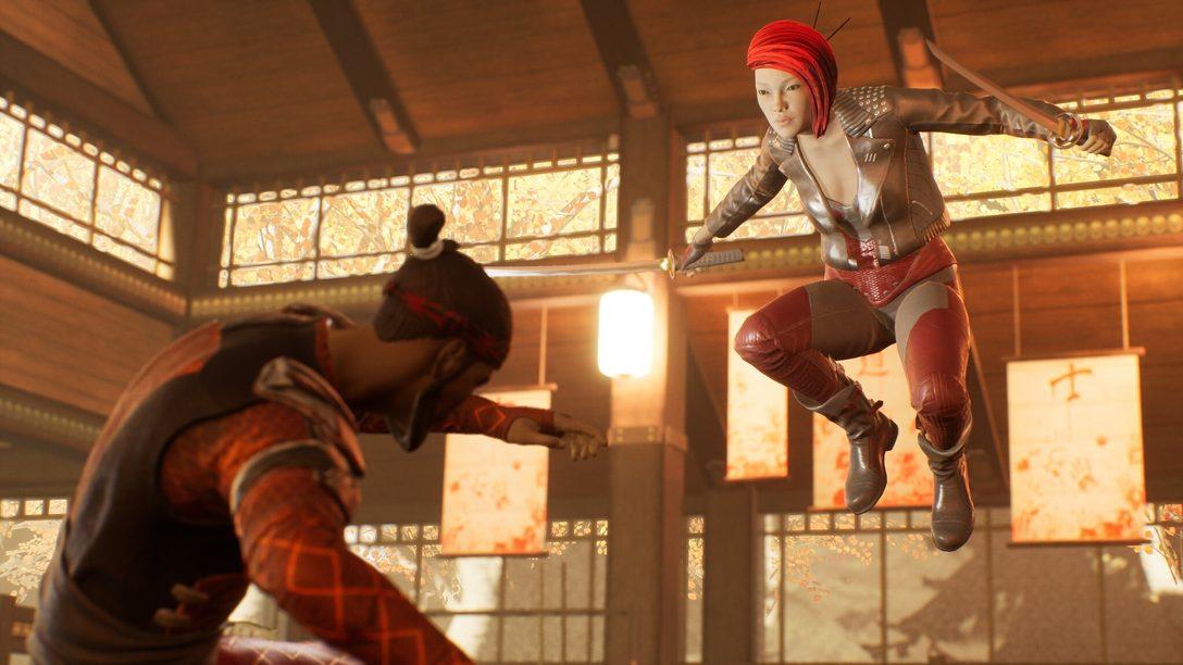 Greift zum Schwert, wenn das One-Hit-K.O.-Kampfspiel Die by the Blade im nächsten Jahr erscheint