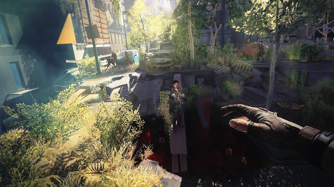 Lüftet die Geheimnisse der Stadt in Dying Light 2 Stay Human