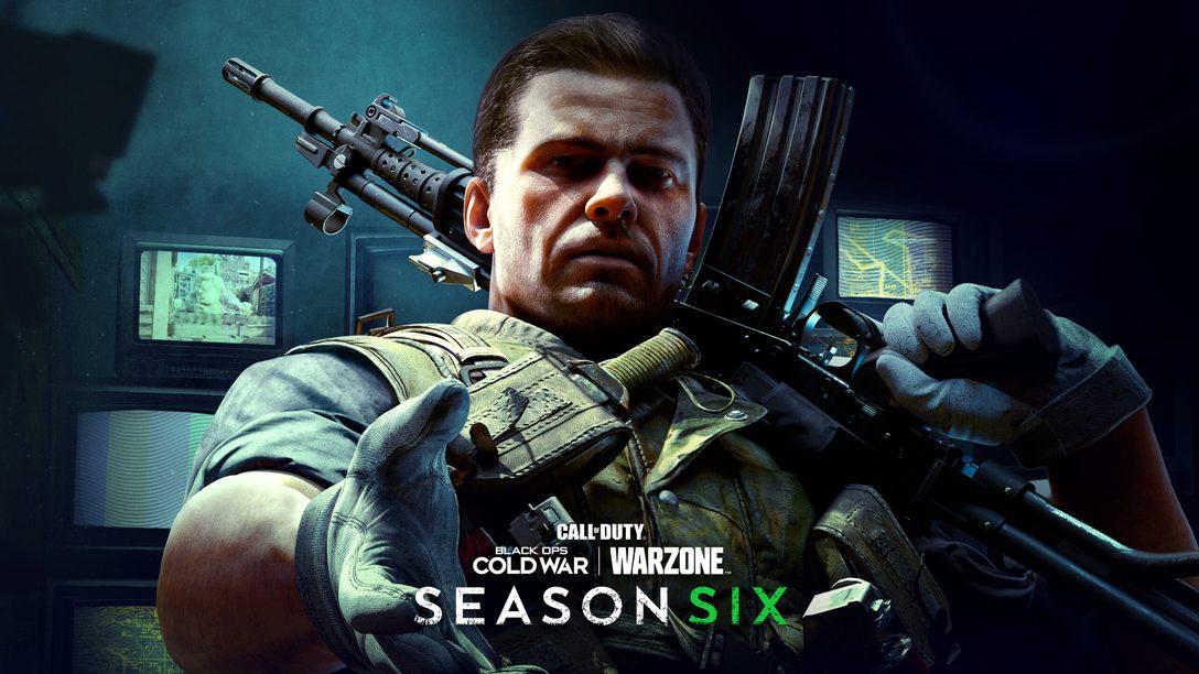 Saison 6 von Call of Duty: Black Ops Cold War und Call of Duty: Warzone erscheint am 7. Oktober