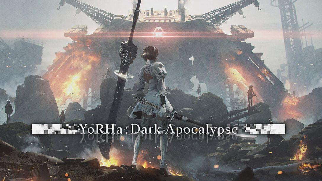 "Ein tieferer Einblick in Final Fantasy XIVs ""YoRHa: Dark Apocalypse"" mit Yosuke Saito, Yoko Taro und Naoki Yoshida"