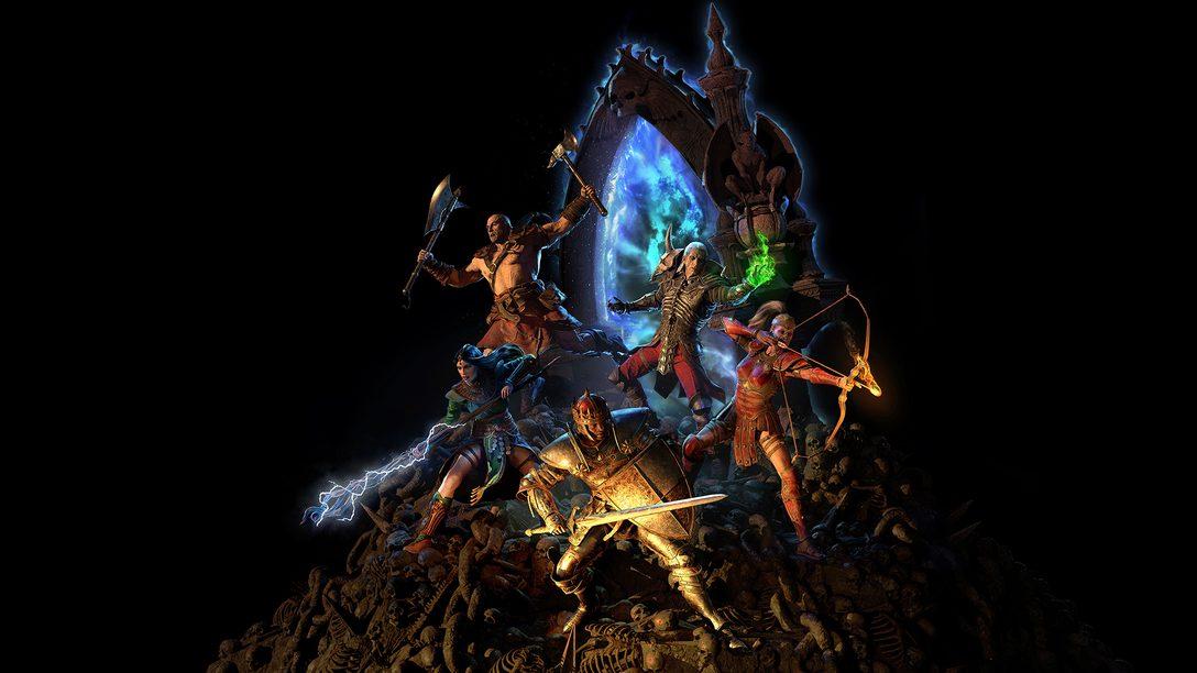Euer Team und Ihr: Wie ihr in Diablo II: Resurrected zusammenwachst